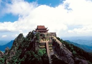 monastery-mountjiuhua-china